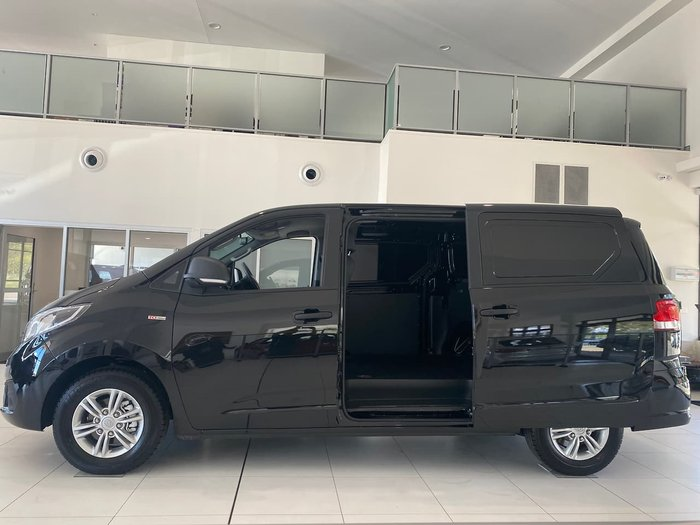 2021 LDV G10 SV7C Black