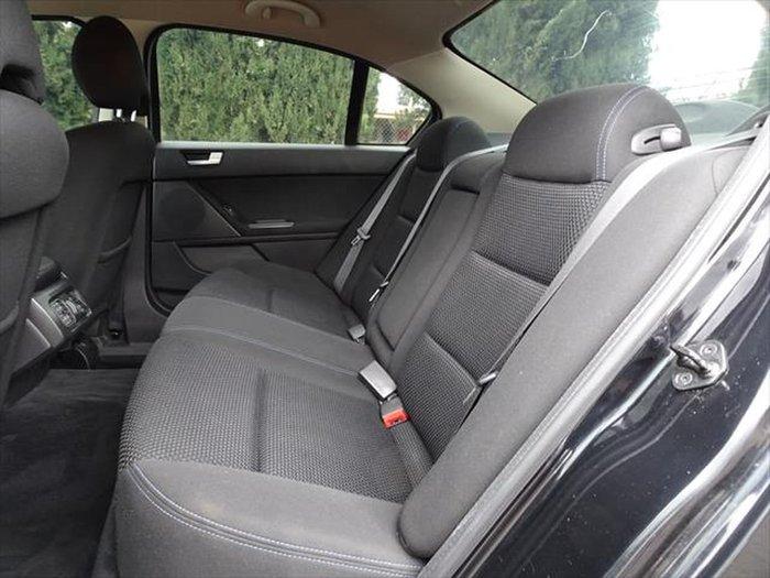 2011 Ford Falcon XR6 FG Black