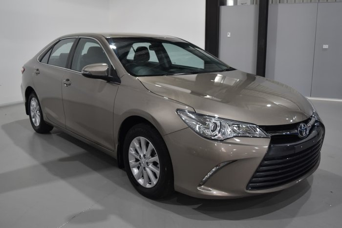 2017 Toyota Camry Altise ASV50R Magnetic Bronze