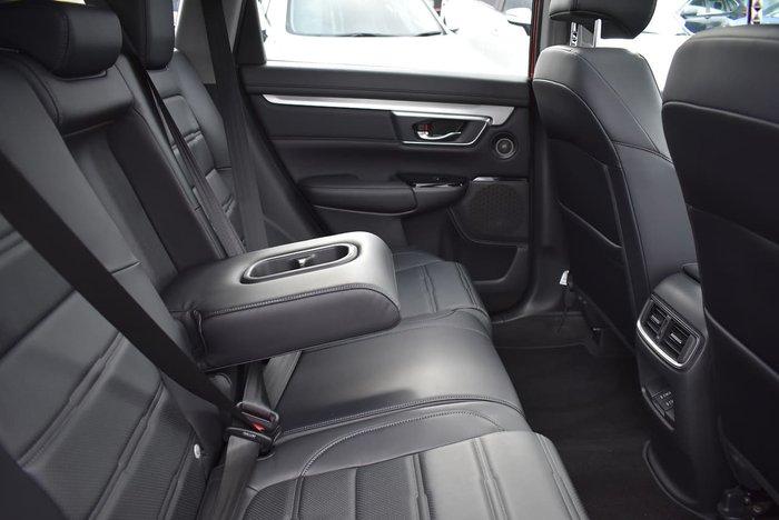 2019 Honda CR-V VTi-LX RW MY20 4X4 On Demand Red