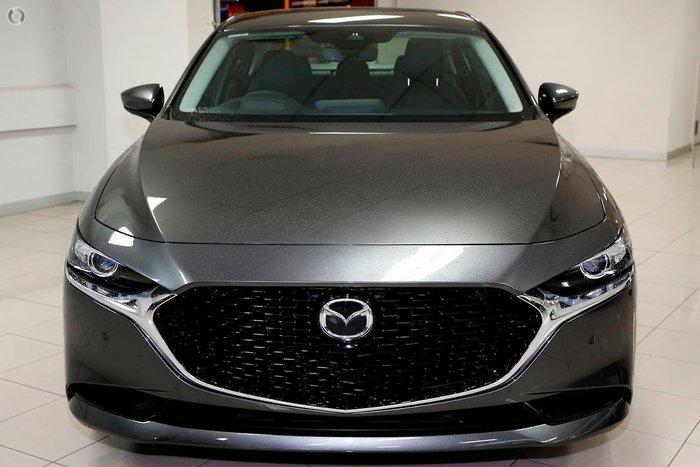 2021 Mazda 3 G25 GT BP Series Machine Grey