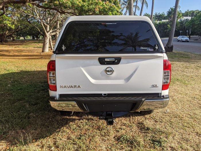 2019 Nissan Navara SL D23 Series 3 4X4 Dual Range
