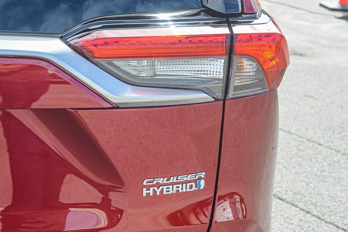 2020 Toyota RAV4 Cruiser AXAH52R Red