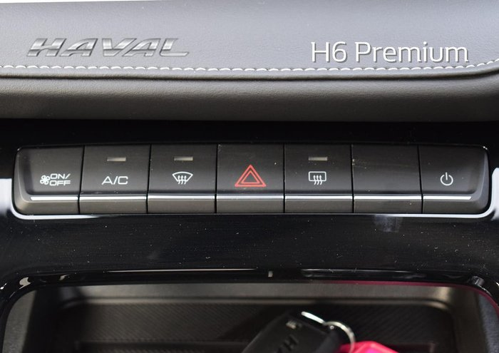 2021 Haval H6 Premium B01 Blue