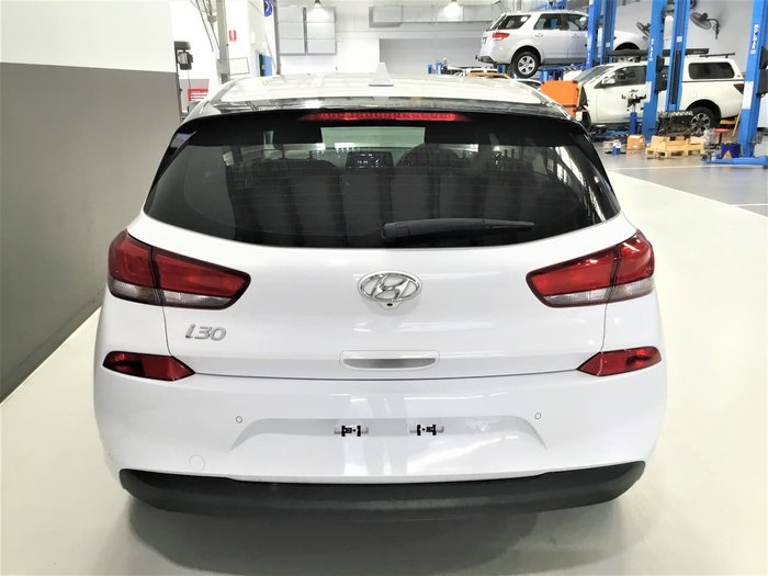 2018 Hyundai i30 Active PD2 MY18 White