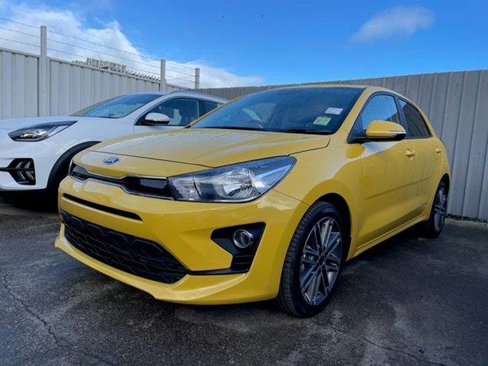 2021 Kia Rio SX YB MY21 Yellow
