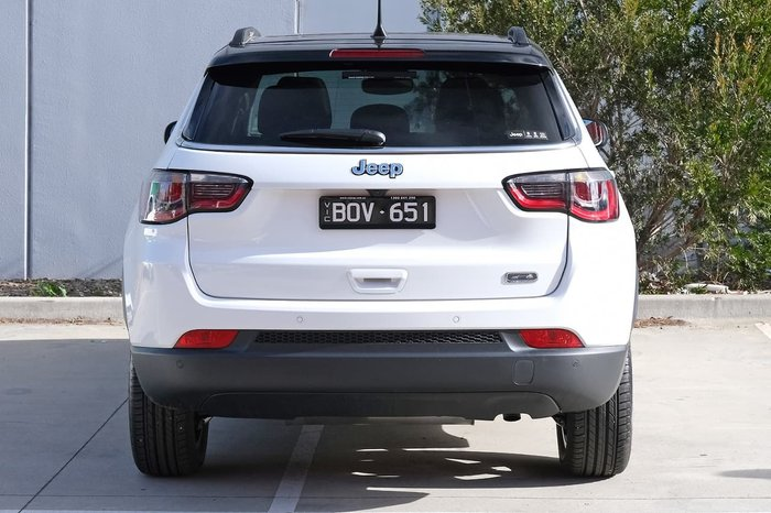 2021 Jeep Compass Launch Edition M6 MY21 White