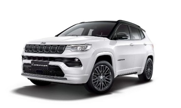 2021 Jeep Compass S-Limited M6 MY21 4X4 On Demand White