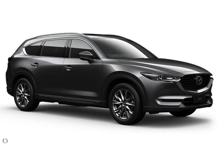 2021 Mazda CX-8 GT KG Series Grey