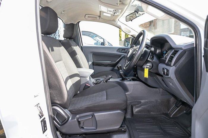 2018 Ford Ranger XL PX MkII MY18 White