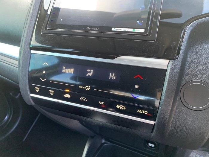 2016 Honda Jazz VTi-S GF MY16 Red