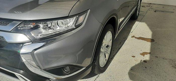 2021 Mitsubishi Outlander ES ZL MY21 Grey
