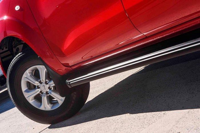 2018 Nissan Navara Silverline D23 Series 3 4X4 Dual Range Red