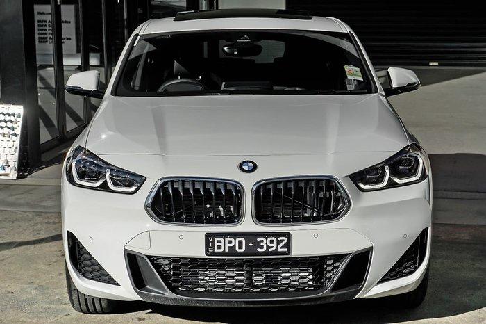 2021 BMW X2 sDrive20i M Sport F39 White