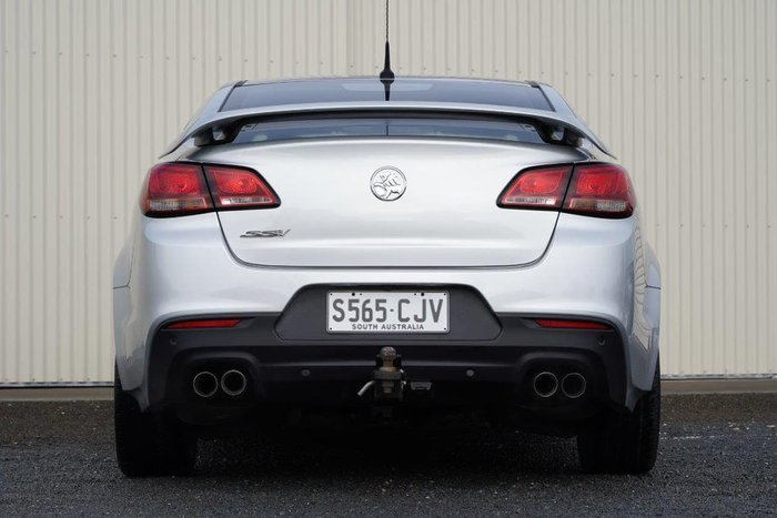 2014 Holden Commodore SS V VF MY14 Silver