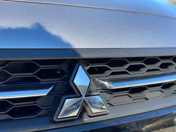 2017 Mitsubishi ASX LS XC MY17 Silver