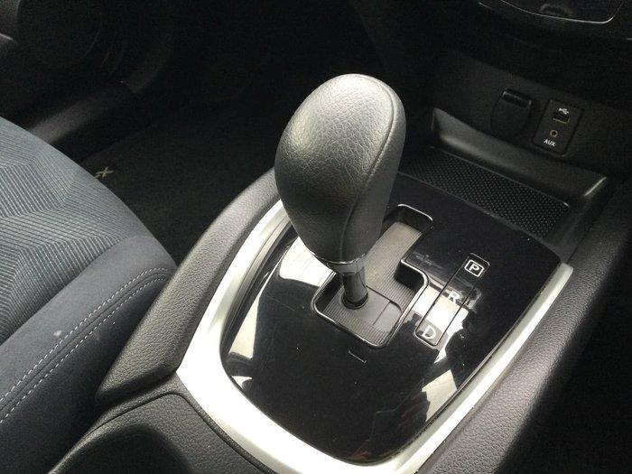 2015 Nissan X-TRAIL ST T32 4X4 On Demand White