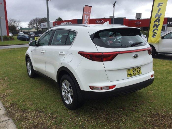 2017 Kia Sportage Si QL MY17 AWD White