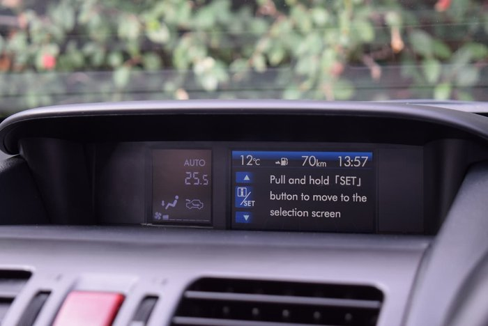 2014 Subaru Impreza 2.0i G4 MY14 AWD Red