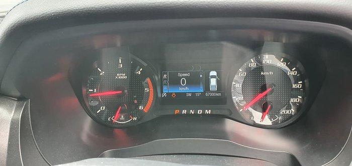 2018 Ford Ranger Raptor PX MkIII MY19 4X4 Dual Range Blue
