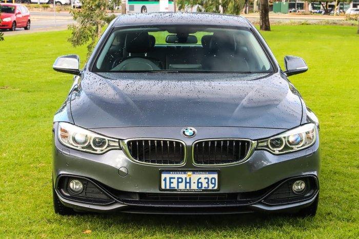 2014 BMW 4 Series 428i Sport Line F36 Grey