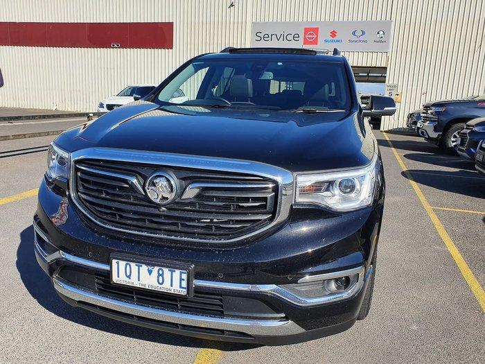 2018 Holden Acadia LTZ-V AC MY19 AWD Black