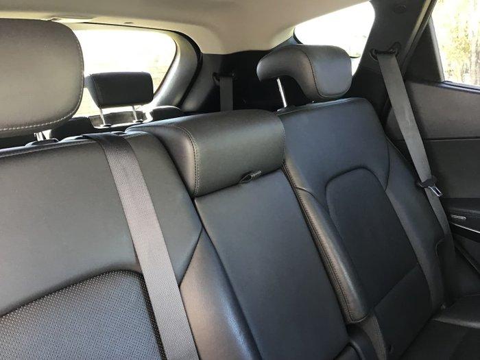 2016 Hyundai Santa Fe Highlander DM3 Series II MY17 4X4 On Demand White