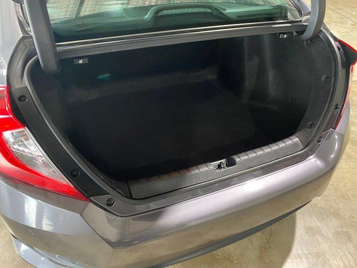 2016 Honda Civic VTi-L 10th Gen MY16 Grey