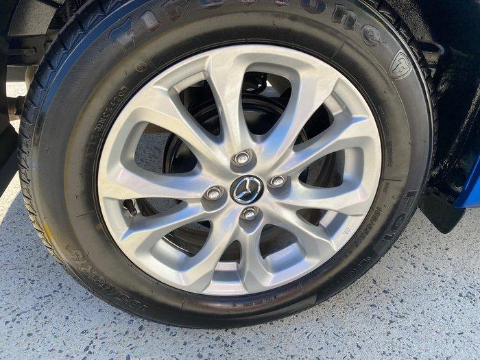 2017 Mazda 2 Maxx DL Series Blue