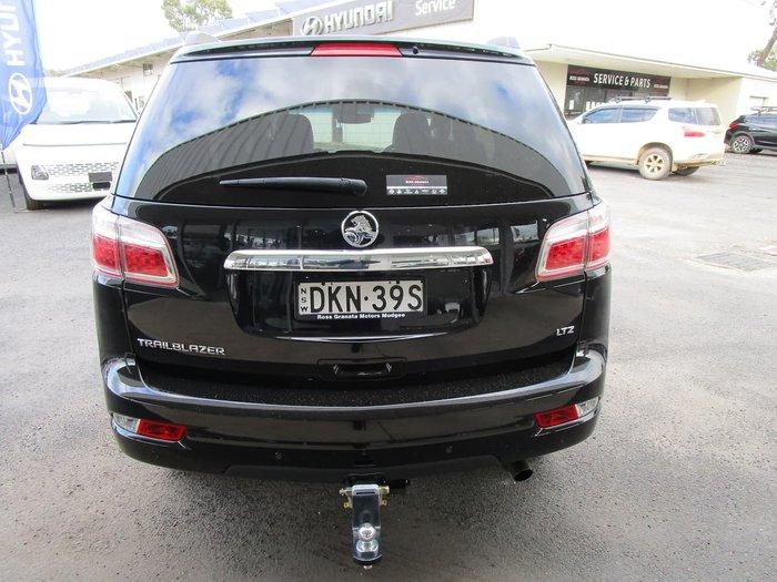 2020 Holden Trailblazer LTZ RG MY20 4X4 Dual Range Black