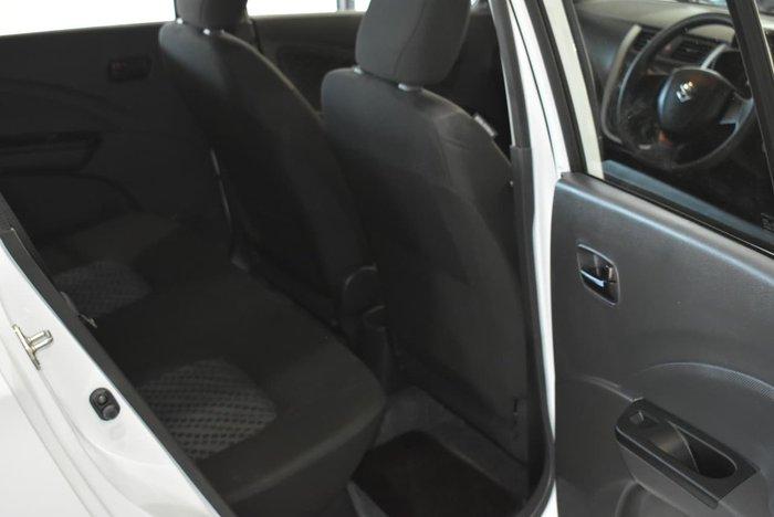 2015 Suzuki Celerio LF White