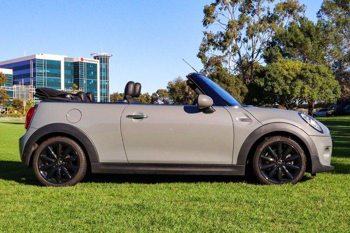 2016 MINI Convertible Cooper F57 Grey