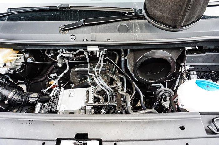 2020 Volkswagen Crafter 35 TDI340 SY1 MY21 White
