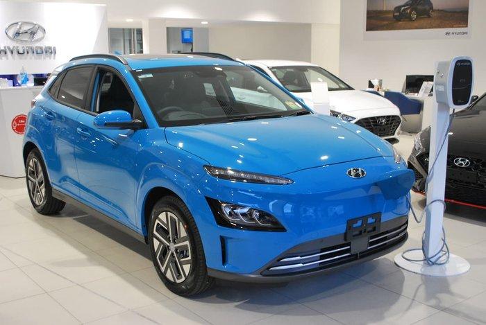 2021 Hyundai Kona electric Highlander