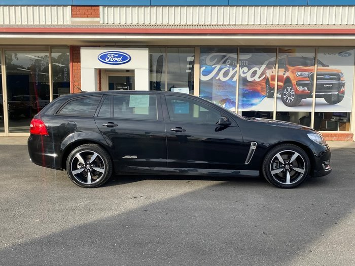 2017 Holden Commodore SS VF Series II MY17 Black