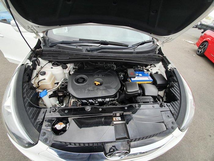 2014 Hyundai ix35 SE Series II MY15 White