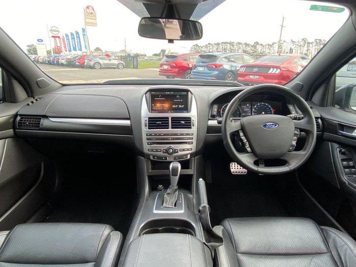 2015 Ford Falcon XR8 FG X White