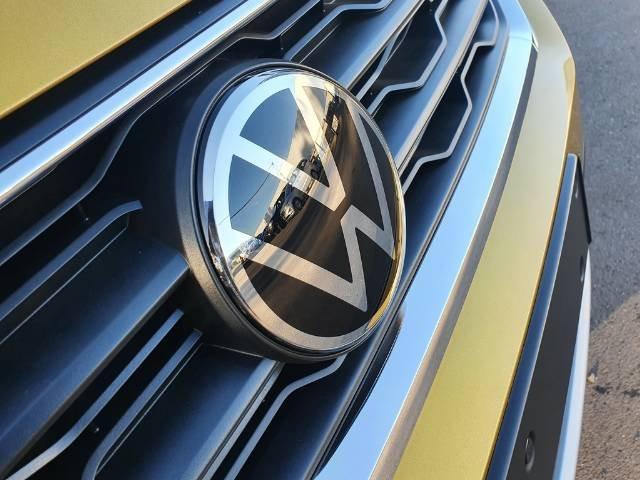 2021 Volkswagen T-Roc 110TSI Style A1 MY21 TUMERIC YELLOW