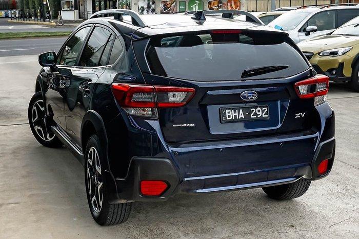 2020 SUBARU XV 2.0i-S G5X Blue