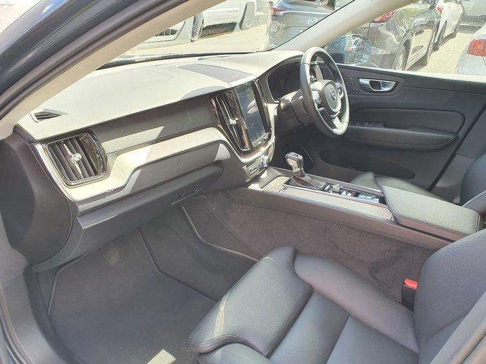 2019 Volvo XC60 D4 Inscription MY20 AWD Blue