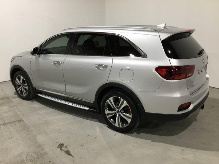2019 Kia Sorento GT-Line UM MY20 AWD Silver