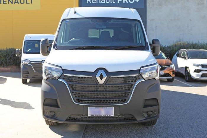 2021 Renault Master Pro 120kW X62 Phase 2 MY21 White
