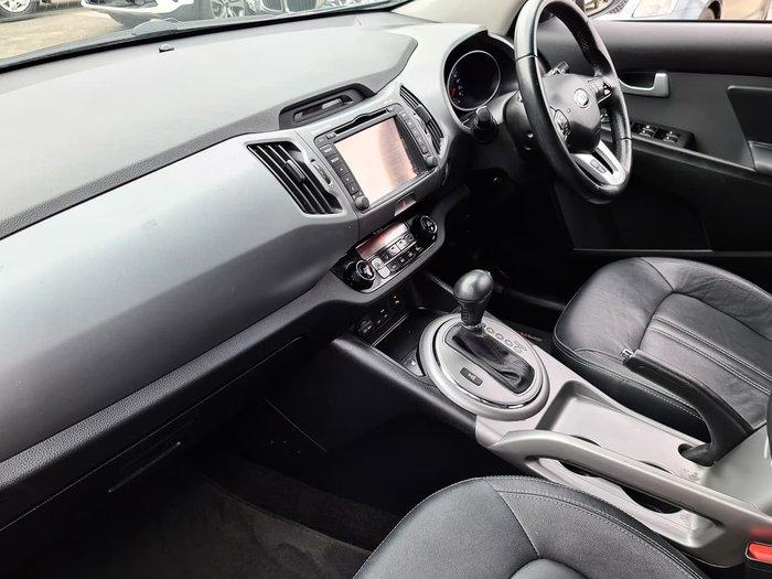 2015 Kia Sportage Platinum SL MY14 AWD Grey