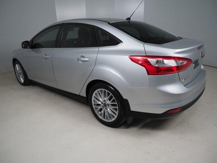 2011 Ford Focus Sport LW Silver