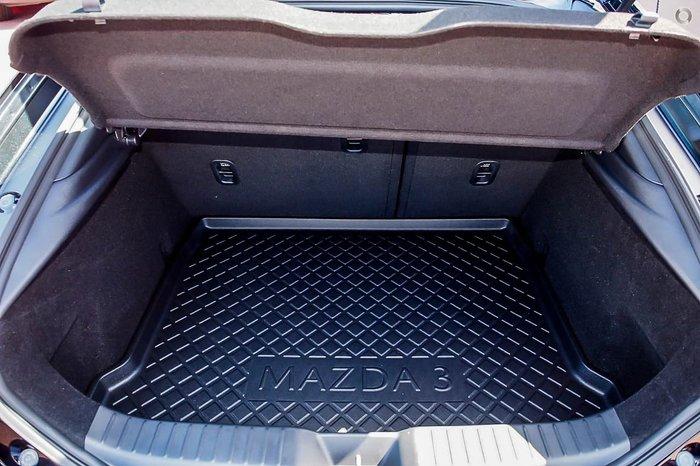 2021 Mazda 3 G25 Astina BP Series Black