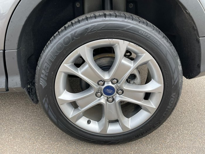 2014 Ford Kuga Trend TF AWD Sterling Grey