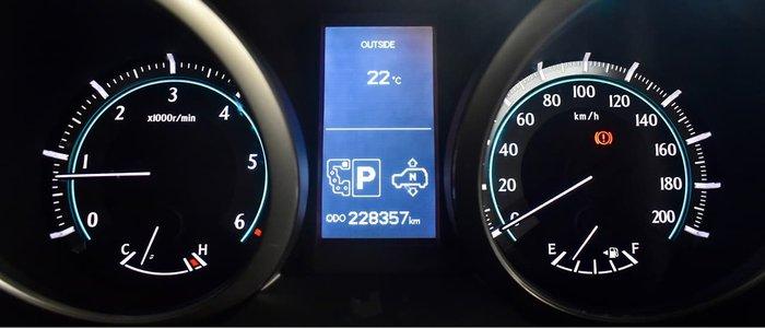 2011 Toyota Landcruiser Prado Kakadu KDJ150R 4X4 Constant White