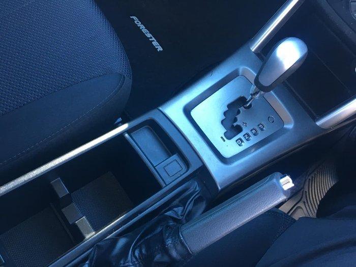 2012 Subaru Forester X S3 MY12 AWD Blue