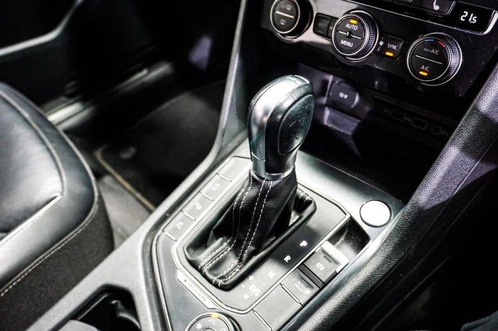 2018 Volkswagen Tiguan 162TSI Highline Allspace 5N MY19 Four Wheel Drive Grey