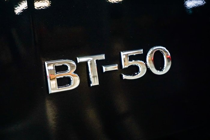 2021 MAZDA BT-50 XTR TF Blue
